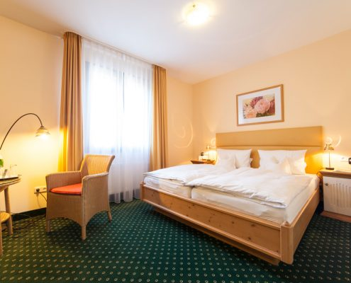 Unsere Doppelzimmer Classic